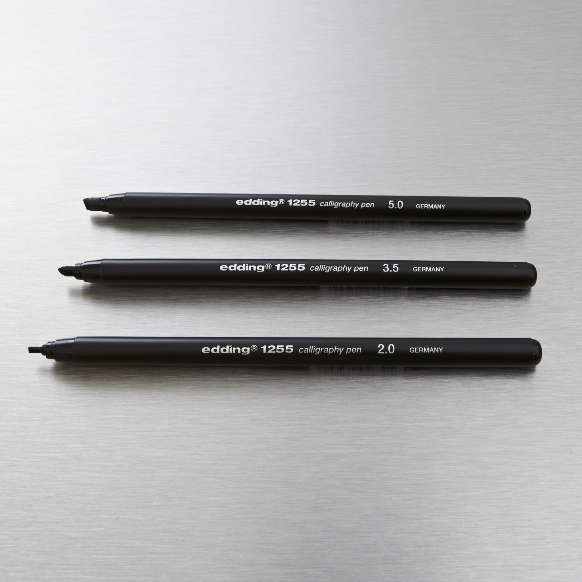 Edding calligraphy pen set of 3 calligraphy pens Drawing with calligraphy pens