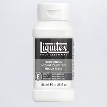 Liquitex Professional Fabric Medium 118ml