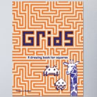 Grids A Drawing Book for Squares by Jacky Bahbout