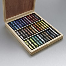 Sennelier Soft Pastel Wooden Box Set of 36