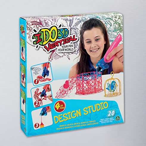 Cool Create I DO 3D Vertical Design Studio Set