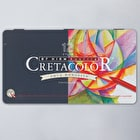 Cretacolor Aqua Monolith Tin Set of 12 Assorted Colours