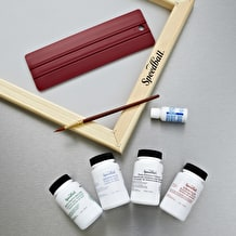 Speedball Fabric Screen Printing Tool Kit