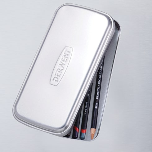 Derwent Pencil Storage Tin