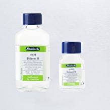Schmincke Hilfsmittel Diluent and Odourless Thinner