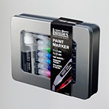 Liquitex Marker Tin Set of 14