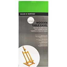Daler Rowney Simply Wooden Table Easel
