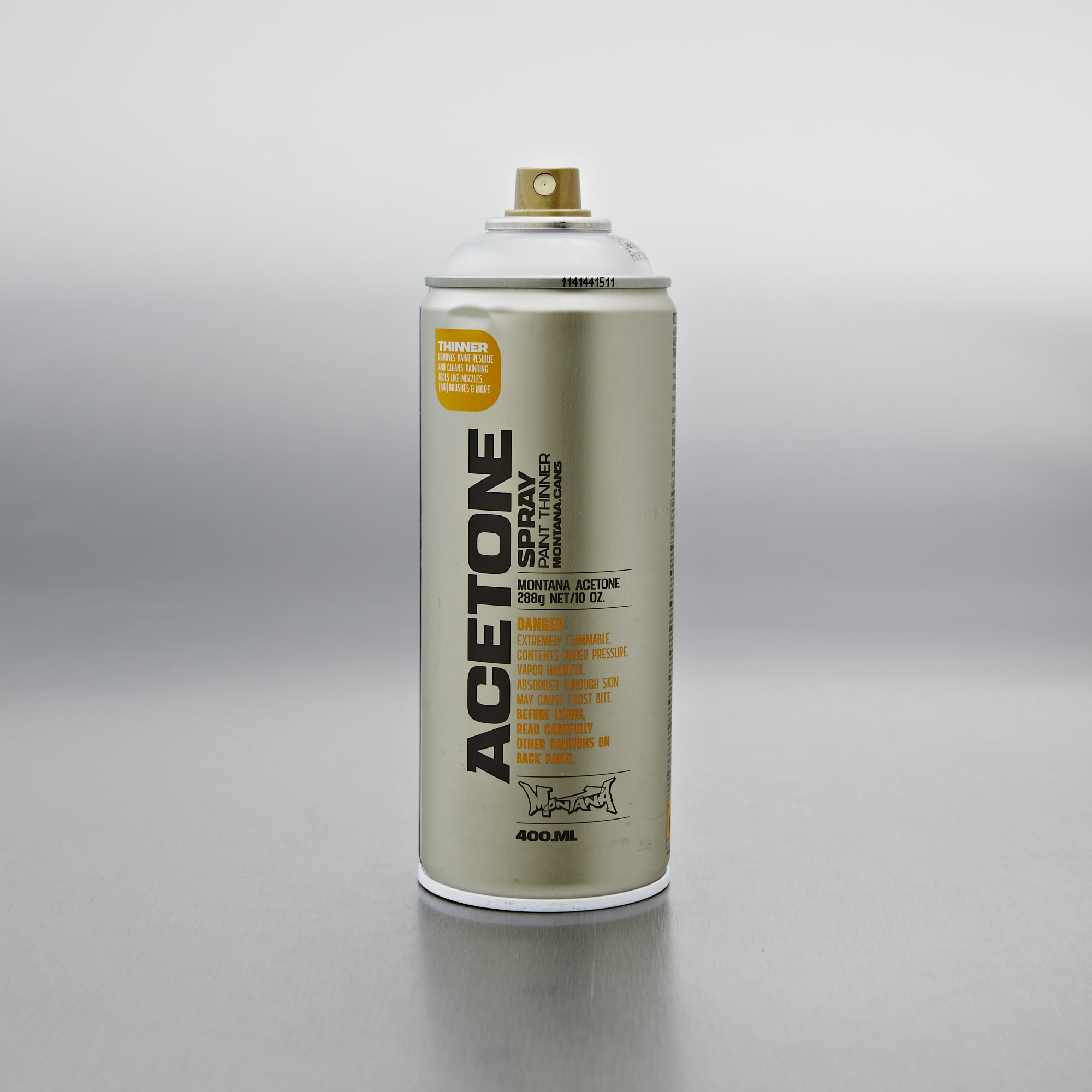montana gold tech acetone spray 400ml spray paint. Black Bedroom Furniture Sets. Home Design Ideas