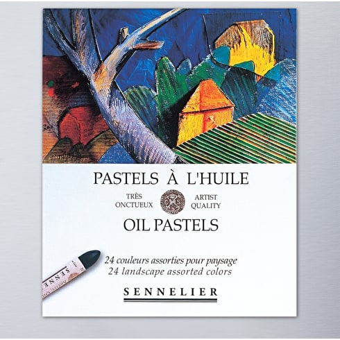 Sennelier Oil Pastel Landscape Set of 24
