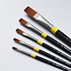 Daler Rowney System 3 Long Handle Flat and Fan
