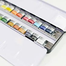Winsor & Newton Artists' Choice Professional Water Colour Set of 18 - Cass Art Exclusive