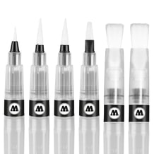 Molotow Aqua Squeeze Pen Basic Set of 6