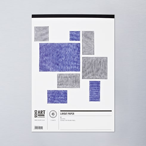 Cass Art Layout Pad 75 sheets