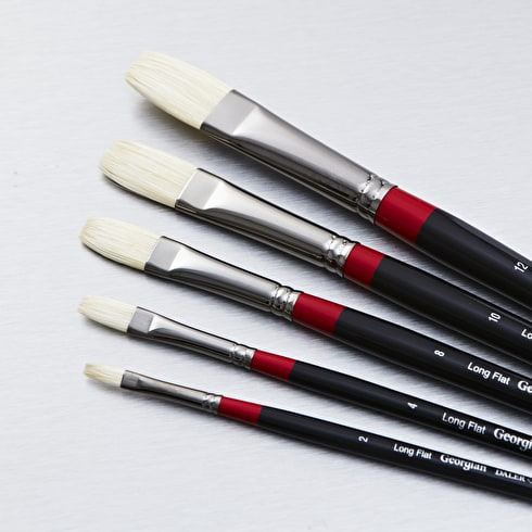 Daler Rowney Georgian Long Flat