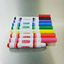 Galt Chunky Pens Washable x 8 Assorted Colours Set of 8