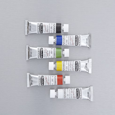 Schmincke Horadam Aquarell Watercolour 15ml | Schmincke Watercolours | Cass Art