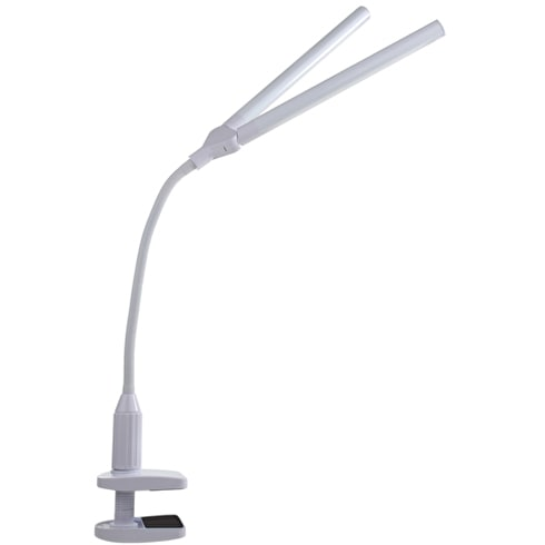The Daylight Company Duo LED Lamp with Clamp