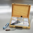 Winsor & Newton Artists' Oil Colour In Wooden Box Cass Exclusive Set