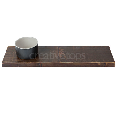 Sabatier Maison Cutting Board With Ceramic Bowl