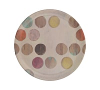 Creative Tops Retro Spot Round Tray