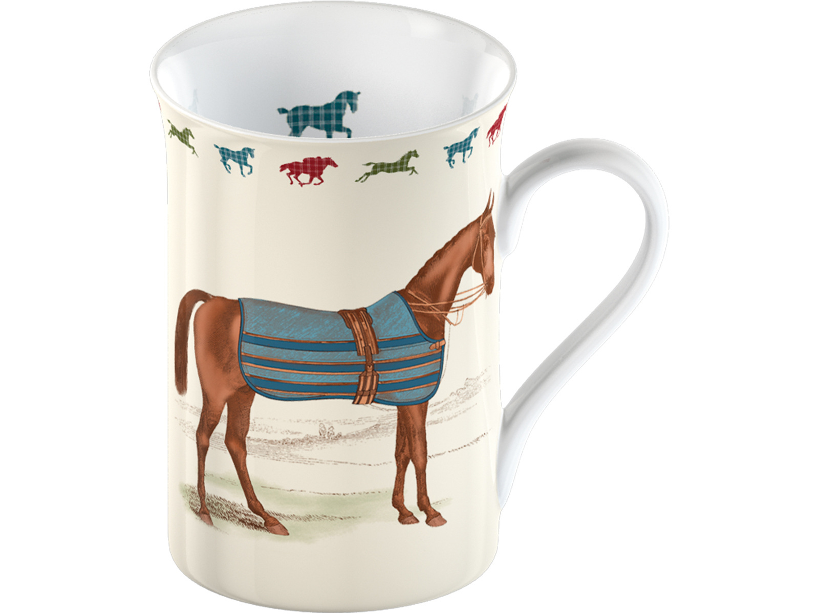 Creative Tops Day At The Races Mug In A Box