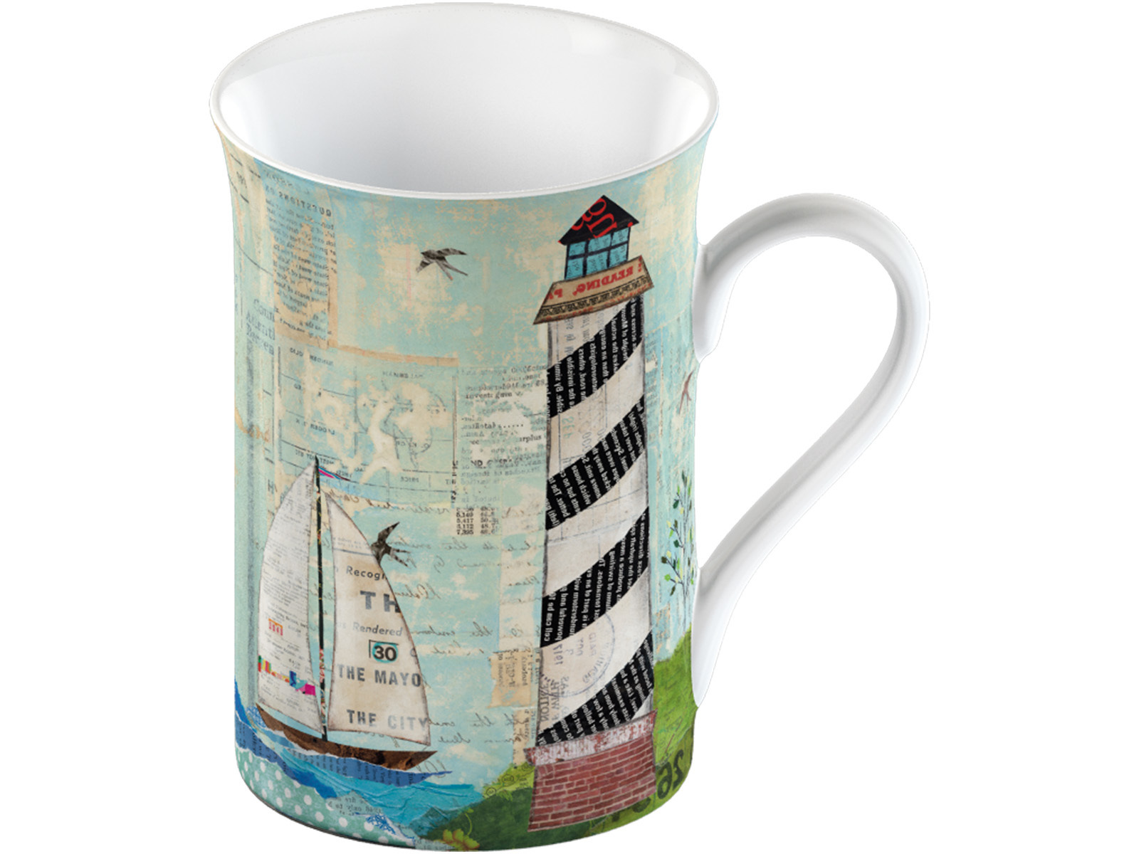 Creative Tops Sea View Mug In A Box