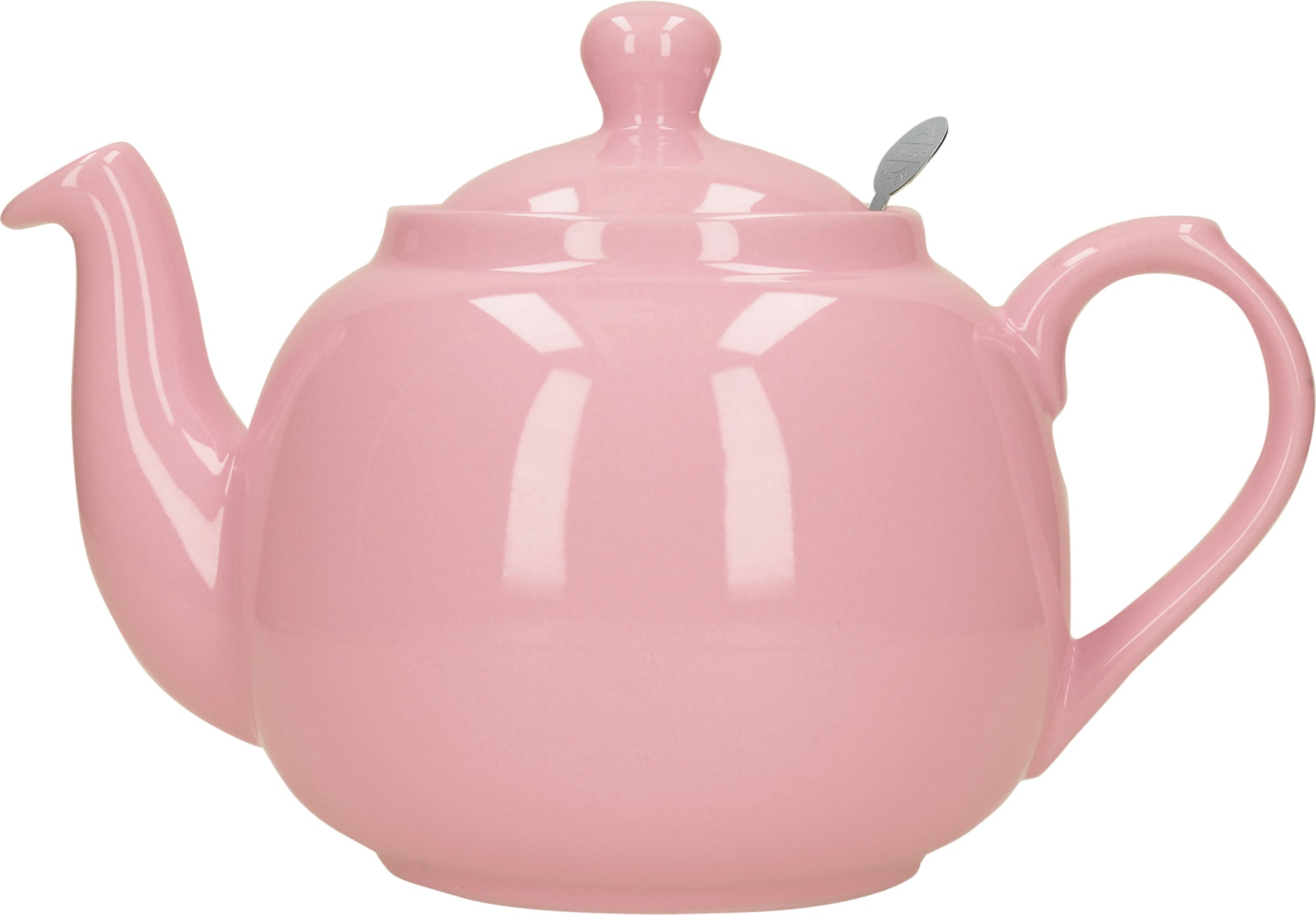 London Pottery Farmhouse 4 Cup Teapot Pink