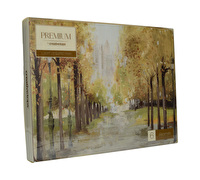 Creative Tops Central Park Set Of 6 Premium Placemats