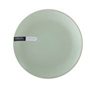 Mikasa Gourmet Basics Home Round Side Plate Green