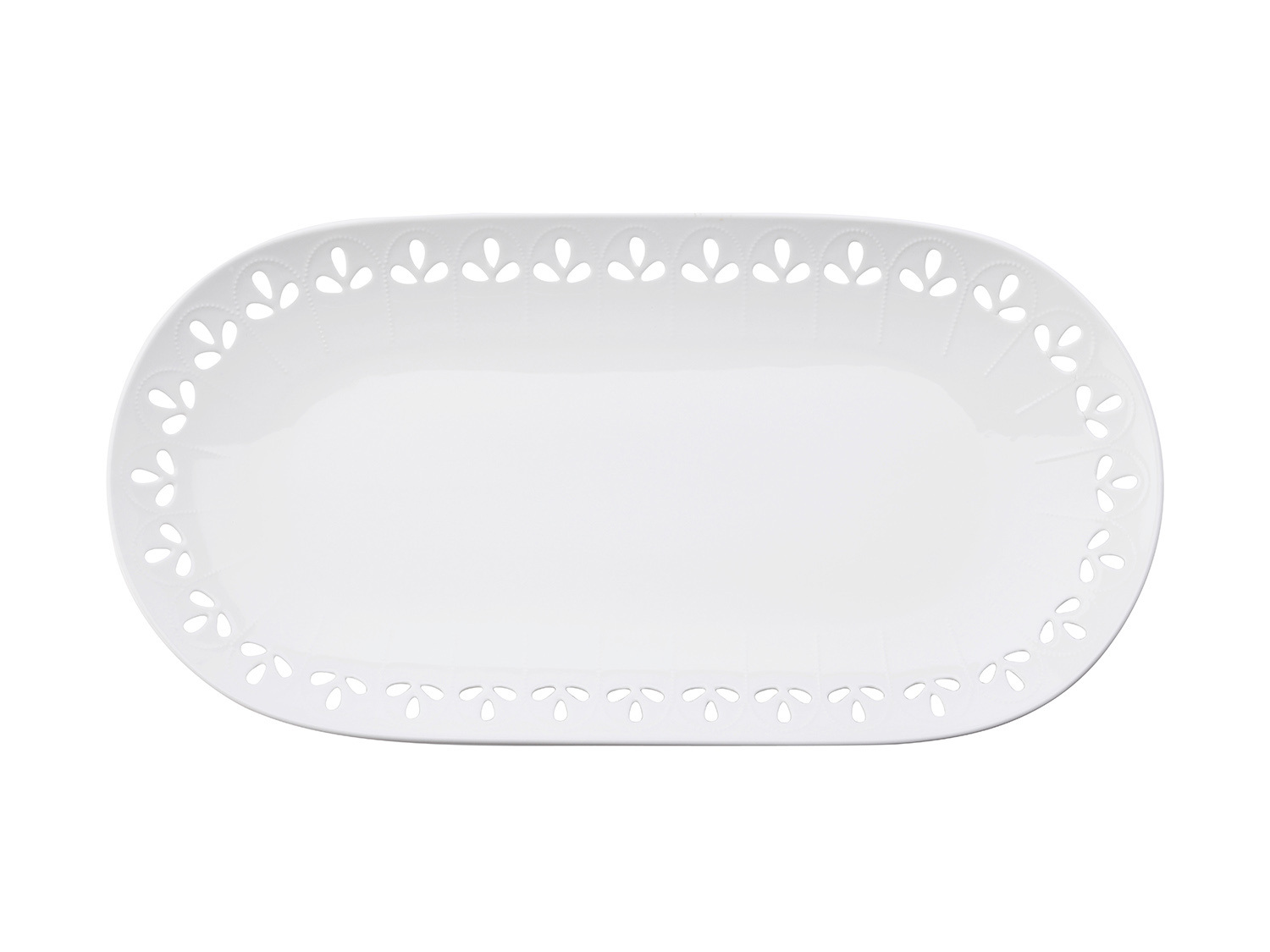 Maxwell & Williams Lille 39X20Cm Oblong Platter Gift Boxed