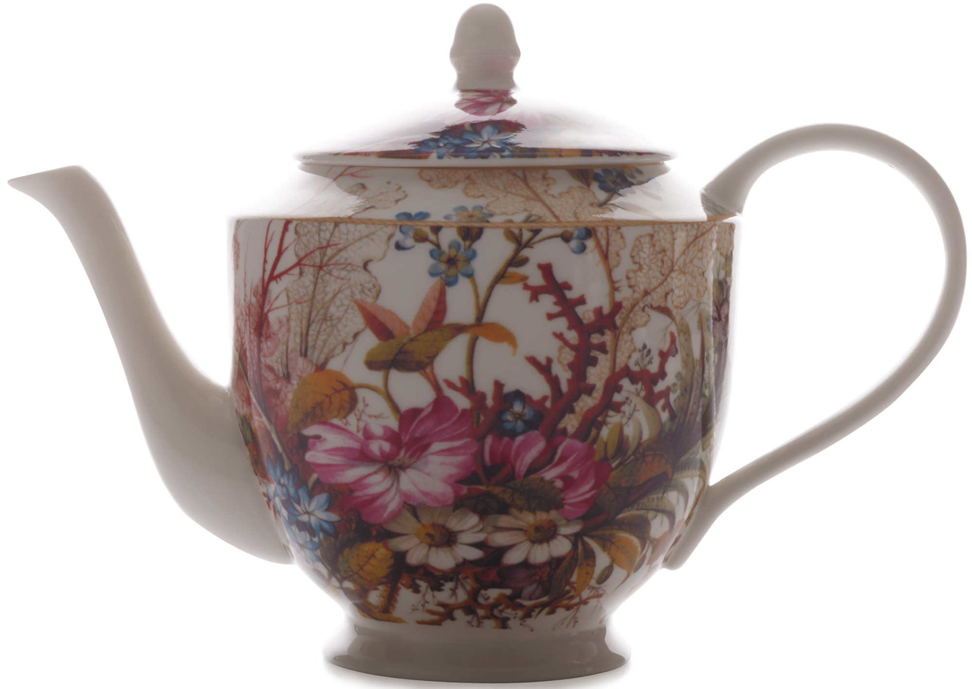 Maxwell & Williams William Kilburn Ocean Fantasy 1L Teapot Gift Boxed
