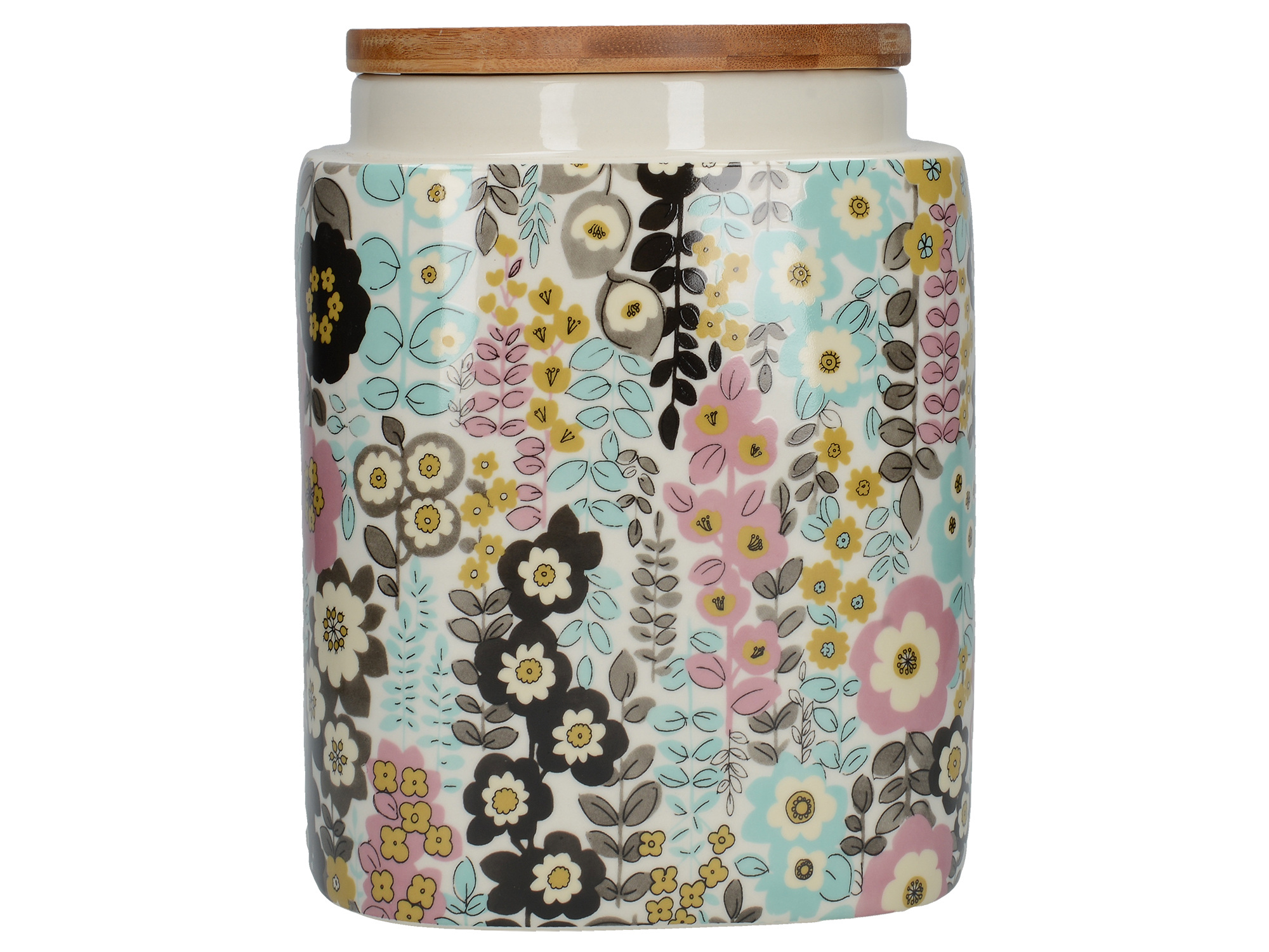 Katie Alice Pretty Retro Large Storage Jar