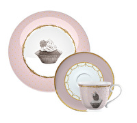 Katie Alice Cupcake Couture Afternoon Tea Set