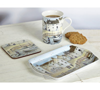 Creative Tops Cornish Harbour Time For Tea Gift Set