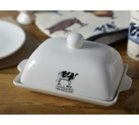 Creative Tops Farmers Market Butter Dish
