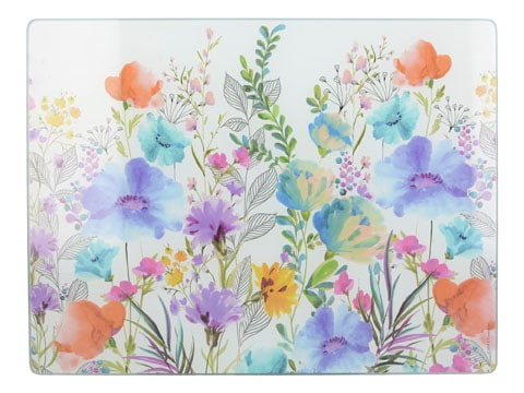 Creative Tops Meadow Floral Work Surface Protector