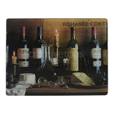 Creative Tops Vintage Wine Work Surface Protector