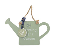 Creative Tops Bulb & Bloom Pottering In The Garden Hanging Sign