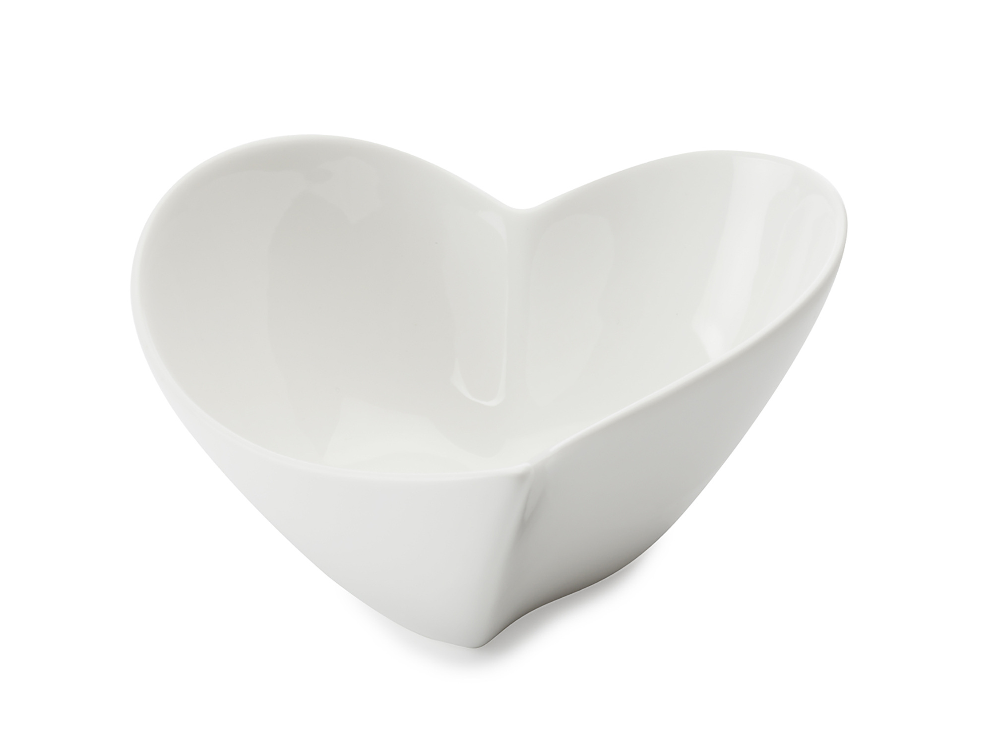 Maxwell & Williams White Basics Heart 11Cm Bowl