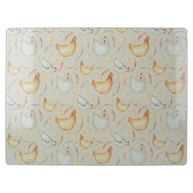 Creative Tops Feather Lane Work Surface Protector