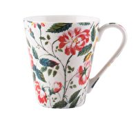 Victoria And Albert Climbing Rose Conical Mug