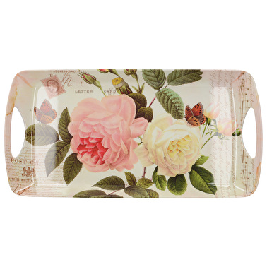 Creative Tops Rose Garden Small Luxury Handled Tray
