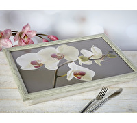 Creative Tops Orchid Harmony Laptray
