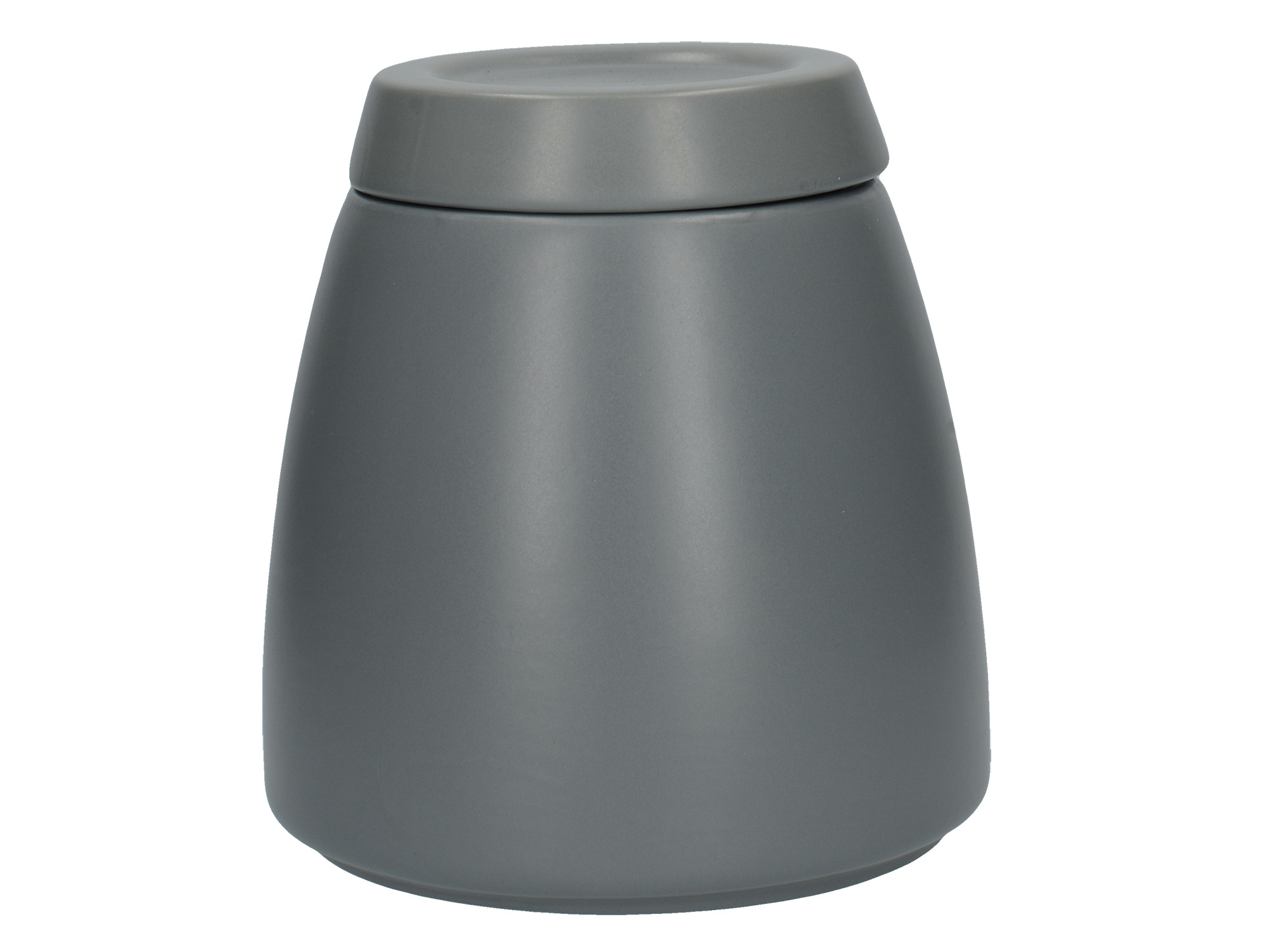 La Cafetiere Barcelona Storage Jar Cool Grey