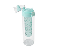 Creative Tops Acrylic Infuser Bottle Aqua