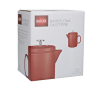 La Cafetiere Barcelona Cafetiere Red