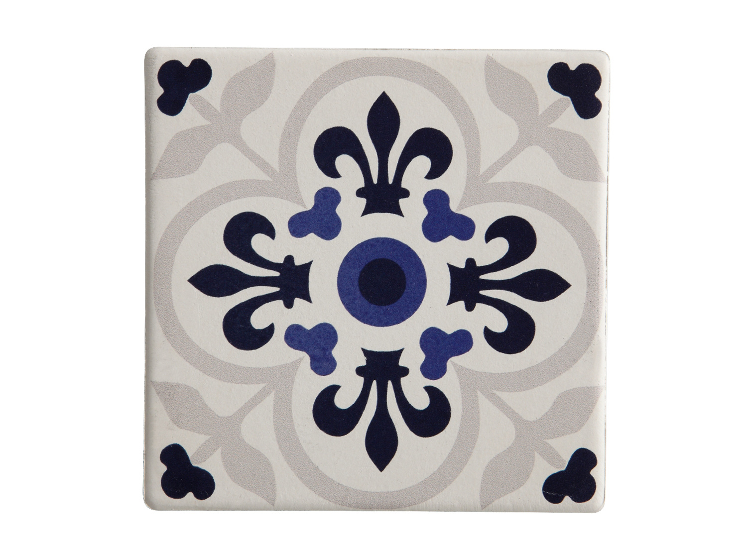 Maxwell & Williams Medina Temara 9Cm Ceramic Square Tile Coaster