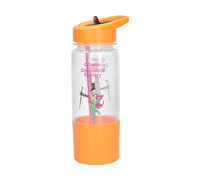 Roald Dahl Charlie And The Chocolate Factory Kids Hydration Bottle With Snack Pot