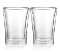 Randwyck Laguna Set Of 2 250ml Double Walled Medium Glass