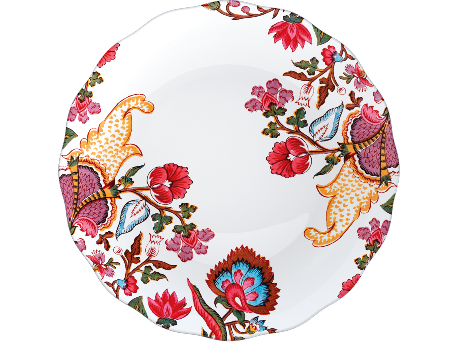 Victoria And Albert Ovey Chintz Side Plate